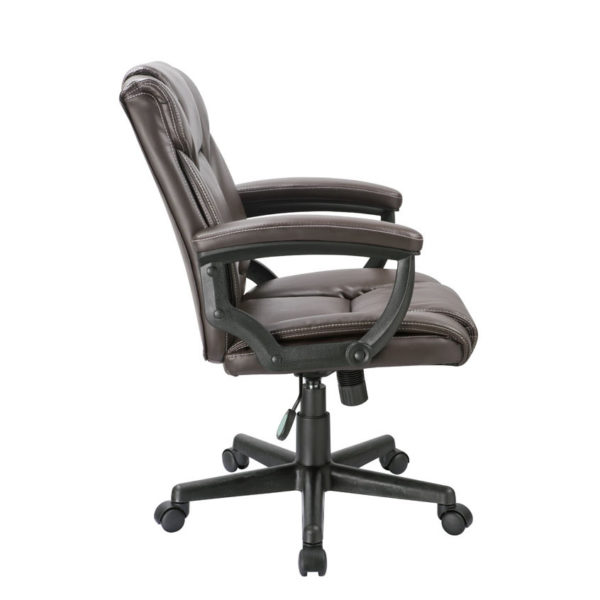 OF-969BR Brown Office Factor Chair