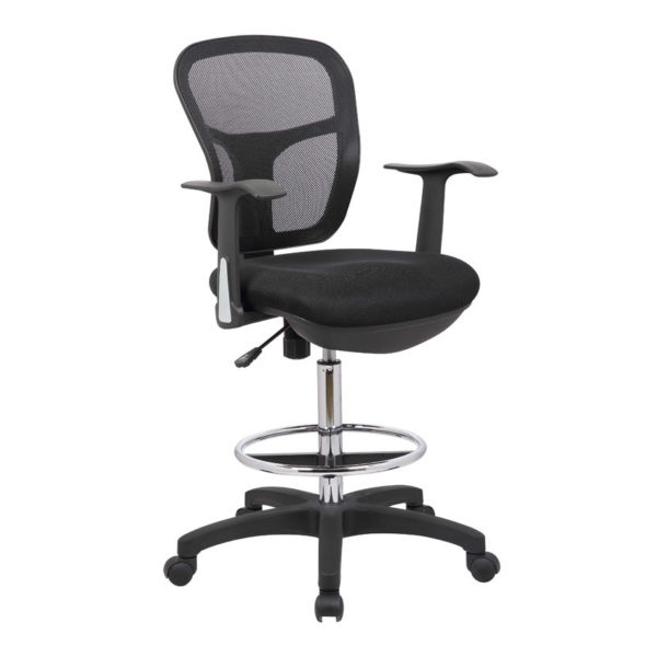 OF 137STBK Stool Office Chair