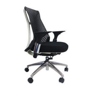 OF-1501BK Black Office Factor Chair