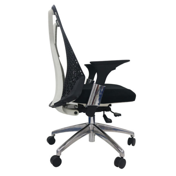 OF-1501BK Black Office Factor Chair