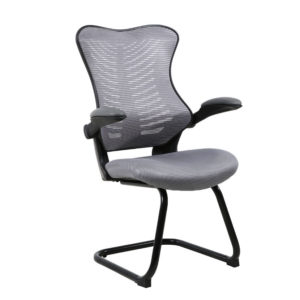 OF-2001GGY Fixed Chair Office Factor