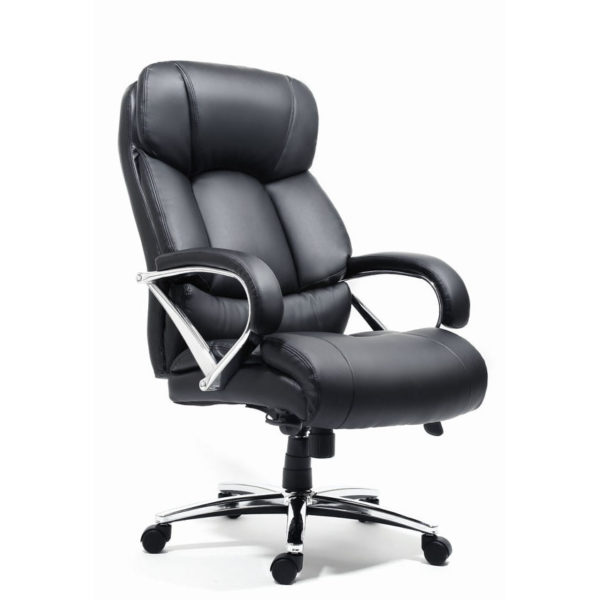 OF-BT150bk Office Factor Leather Chair