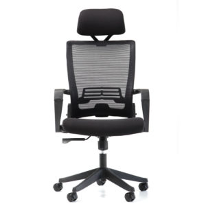 OF-1200BK Office Factor Reclining headrest