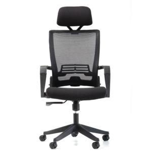 OF-1200BK Office Factor Reclining headrest
