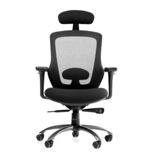OF-5300BK Black Office Factor Chair