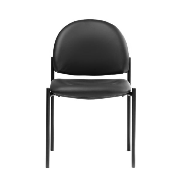 OF-6200PUBK Office Factor Stackable Chairs